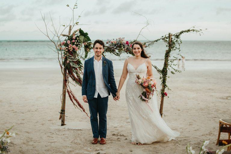 Destination wedding boho aconchegante em São Miguel dos Milagres – Mari & Felipe