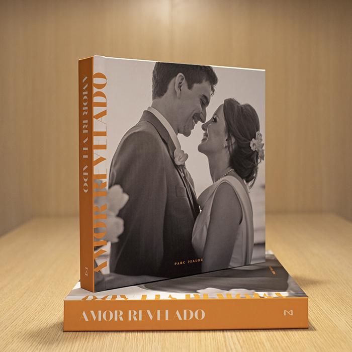 livro de casamento
