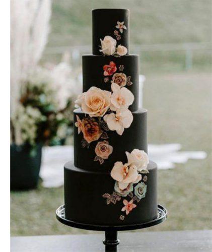 bolo-casamento-preto