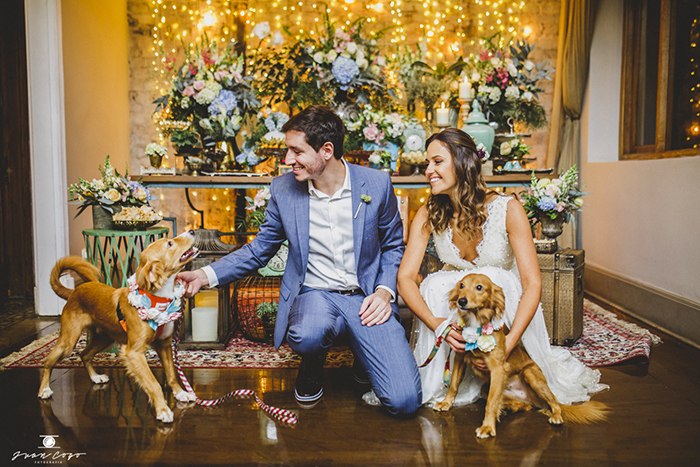 Mini wedding apaixonado e informal no coração de São Paulo – Ana Laura & Edu