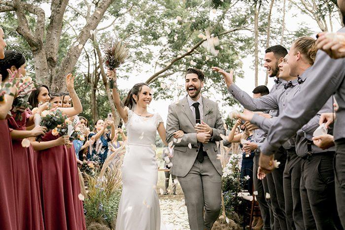 Casamento minimalista em tarde cheia de amor na fazenda – Ana Clara & Rodrigo