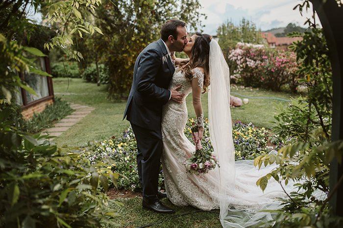 Casamento leve e descontraído numa tarde alegre em Campos do Jordão – Ligia & Rafael