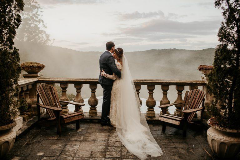 Casamento romântico e rústico com o clima de montanha em São Roque – Amanda & Lucas
