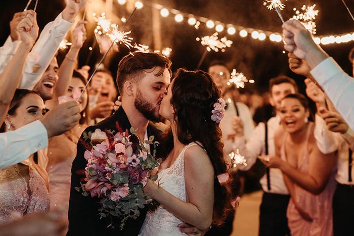 Casamento rústico chic transbordando de amor numa fazenda em Campinas – Natália & Fauzer