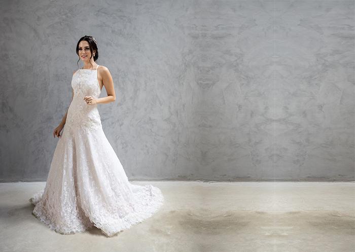 {Coleção Ella} 10 vestidos noiva e acessórios para noivas por Atelier Danna Morikawa e Alessandra Cazzaro