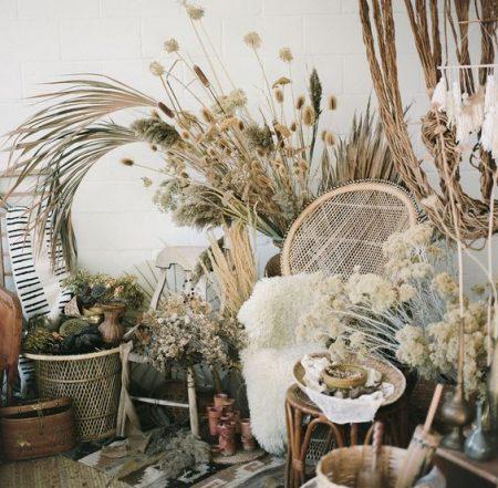 decoração-casamento-plantas-flores-folhagem-seca (9)