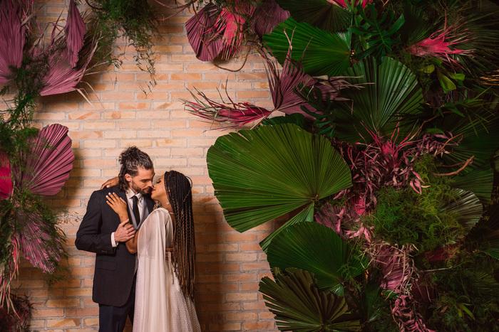 {Editorial Case-se em São Paulo com Personalidade} Inspiração urbana para noivos genuínos