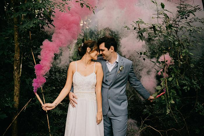 Mini wedding com vibe de fazenda e cheio de essência na Villa Mandacarú – Priscylla & Raphael