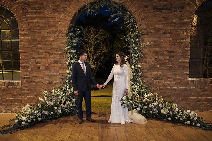 Casamento cercado de natureza e significado na fazenda – Laura & Daniel