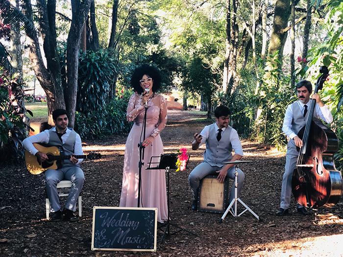 Trilha sonora de casamento: conheça os músicos indicados pelo Lápis para o seu grande dia