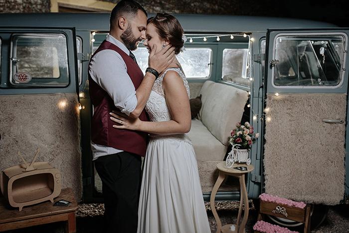 Mini Wedding boho aconchegante no interior de São Paulo – Daniela & Rafael