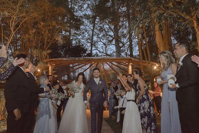 Casamento leve e apaixonado ao ar livre no Haras Vila Real – Larissa & Márcio