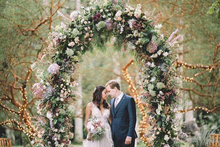 Um lindo destination wedding intimista ao ar livre no Rio de Janeiro- Renata & Raphael