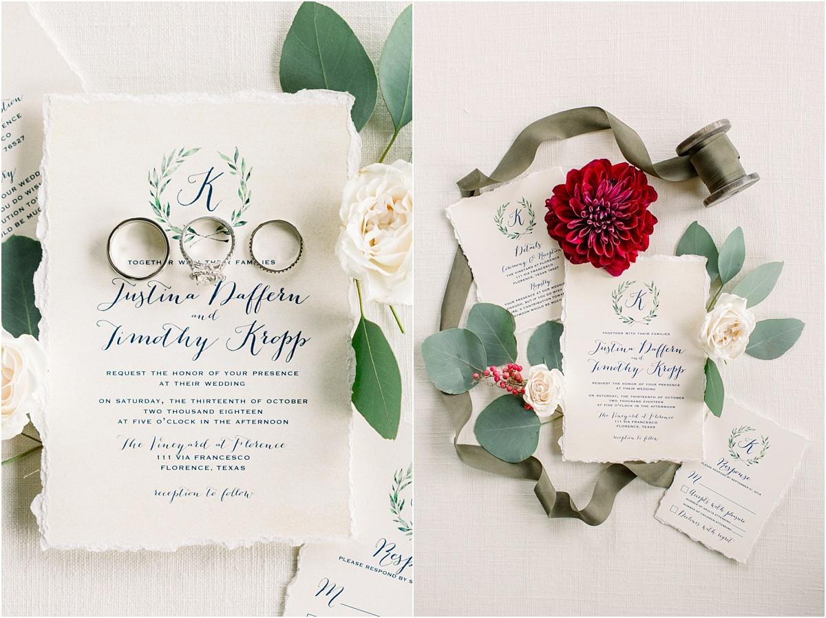 tendência convites de casamento 2020
