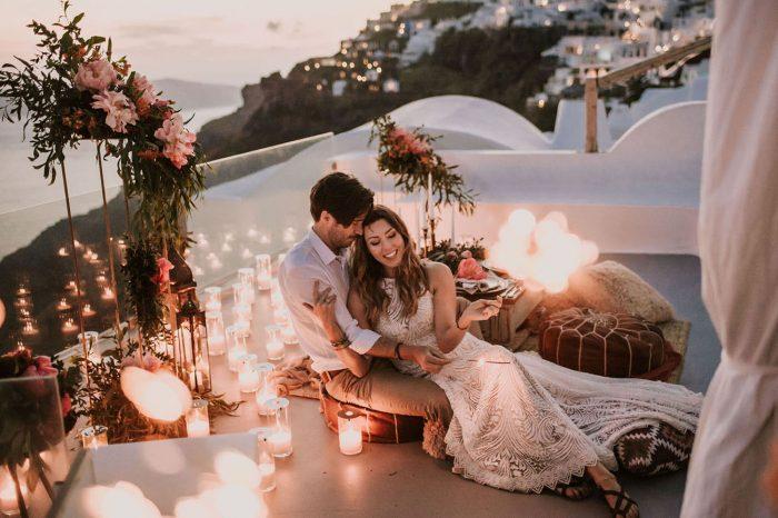 temas de decoração de casamentos 2020
