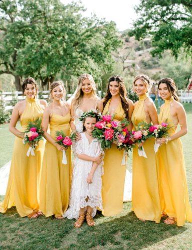 vestido-para-madrinhas-de-casamento-amarelo
