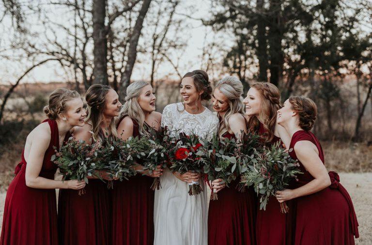 vestido de madrinhas de casamento