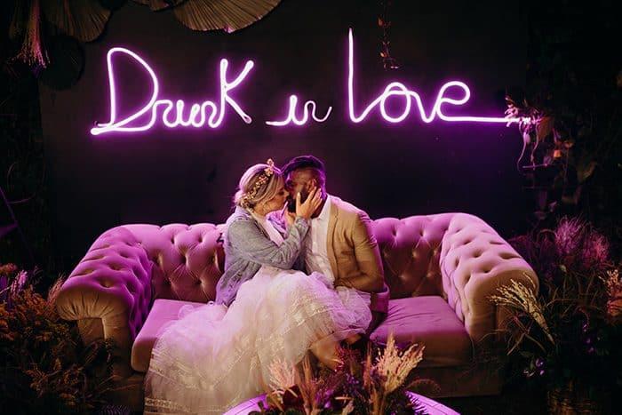 {Editorial Aqui no interior é assim} Casamento folk com cerimônia ao ar livre encantador na Villa Sansu