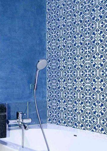decoraçao-banheiro-azul