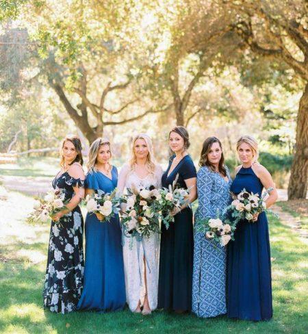 madrinhas-de-vestido-azul
