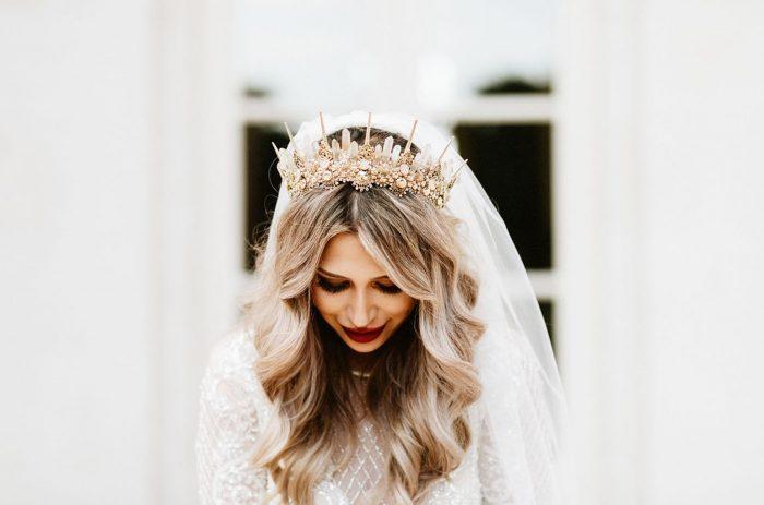 {Dicas uteis} 10 tendências de acessórios para cabelo da noiva em 2020