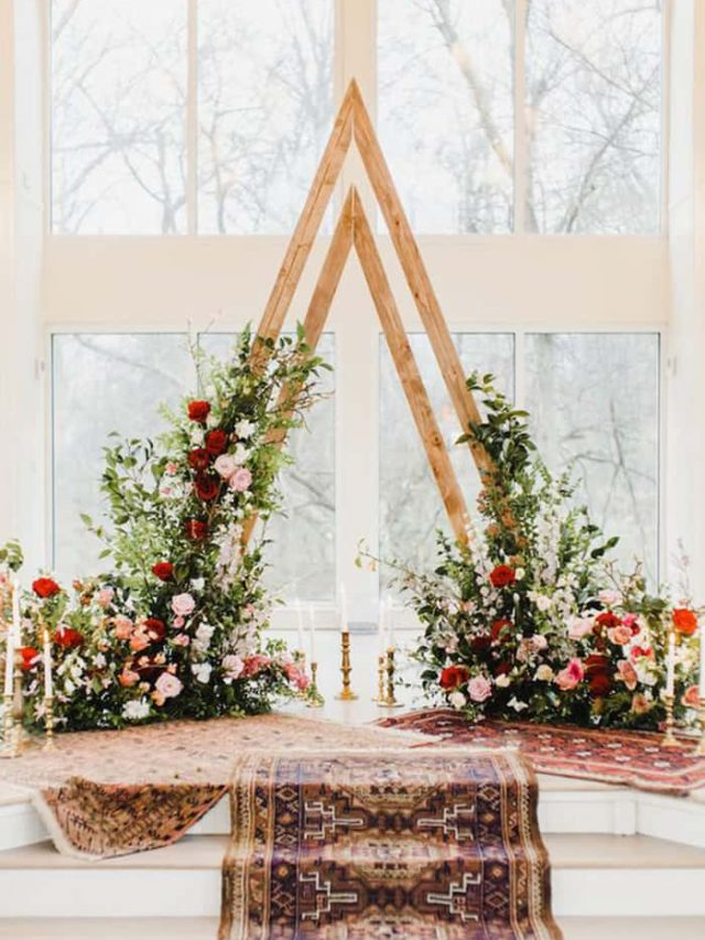 Decoração de Casamento: Escolha o estilo que mais combina com sua festa