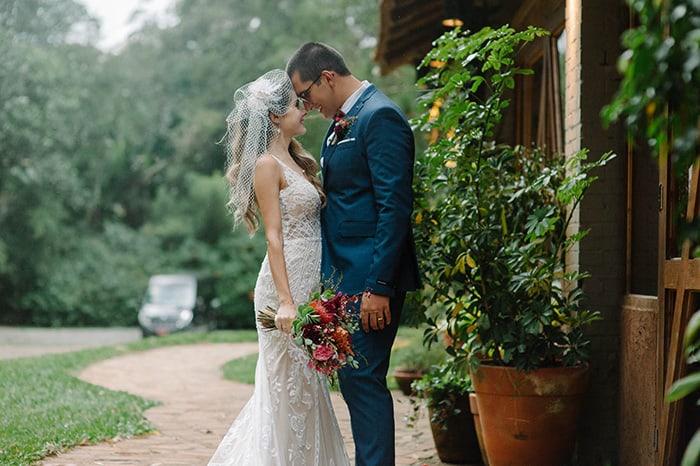 Um doce casamento rústico com toques industriais no Haras Vila Real – Ana Beatriz & Mateus