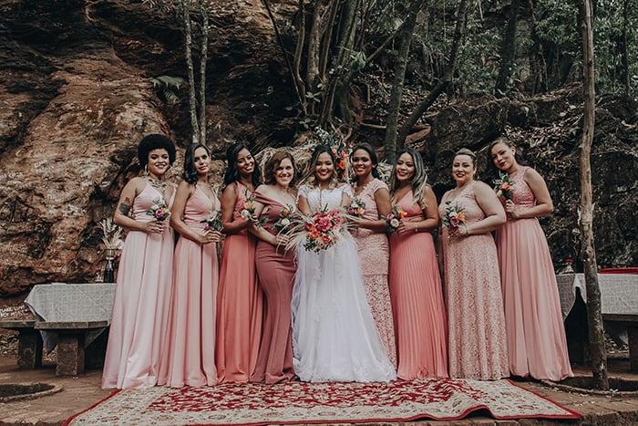 Mini wedding rústico feito com amor em tarde gostosa num parque de Belo Horizonte – Jessica & João Paulo