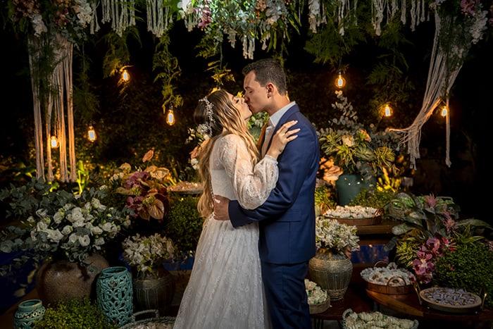 Uma tarde romântica para dizer SIM em destination wedding no Arraial D'Ajuda – Francine &João Victor