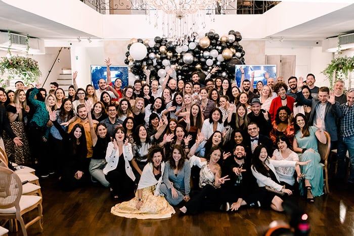 Welcome Meeting 2020 Lápis de Noiva: uma confraternização com fornecedores brilhantes!