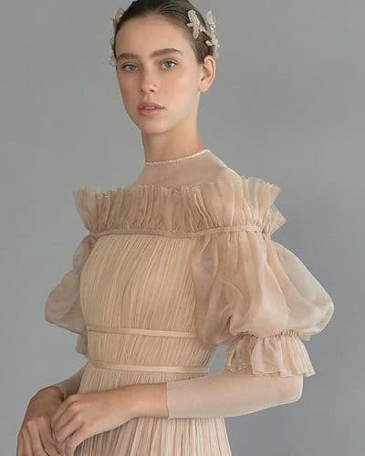 vestido-de-noiva-2020-mangas-volumosas-onefinedayweddingfairs4