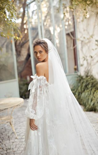 vestido-de-noiva-2020-mangas-volumosas-ruffledblog