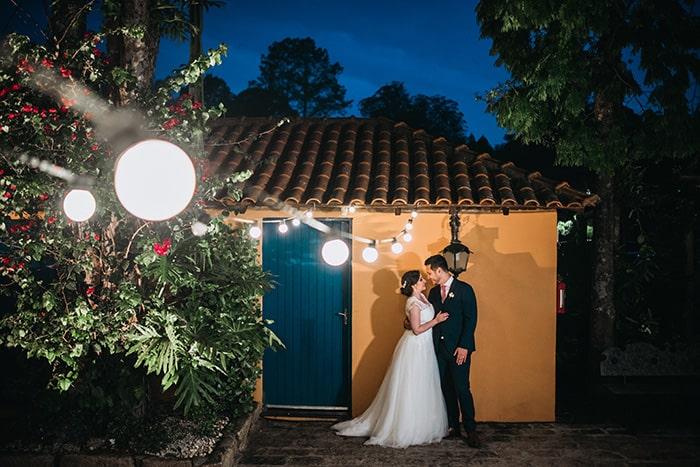Casamento rústico meio geek em tarde descontraída na Fazenda D. Inês- Natalia & Guilherme