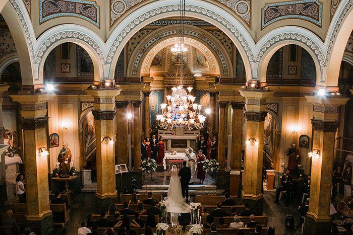 Destination wedding em igreja com festa sustentável em São Paulo – Andreza & Vincent