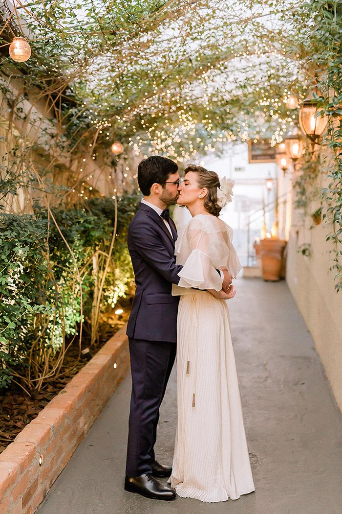 Mini wedding entre família e amigos num final de tarde romântico em São Paulo – Beatriz & Marcelo