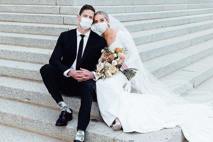 coronavírus e casamento
