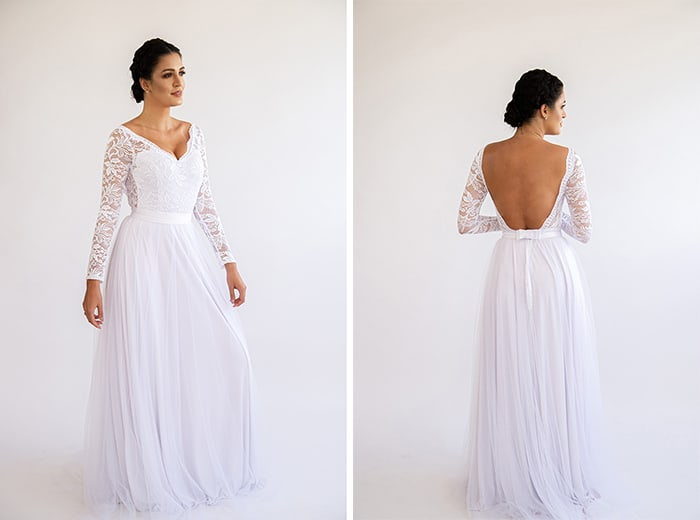 poesie vestidos de noiva