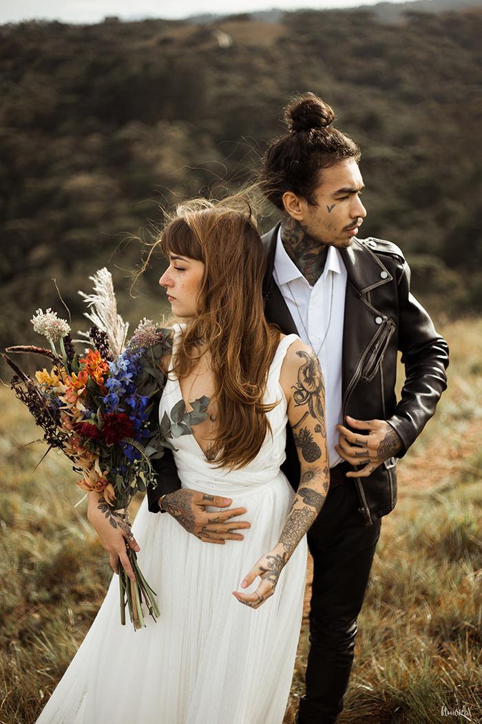 {Editorial Into the Wild} Inspiração para casamento a dois alternativo nas montanhas