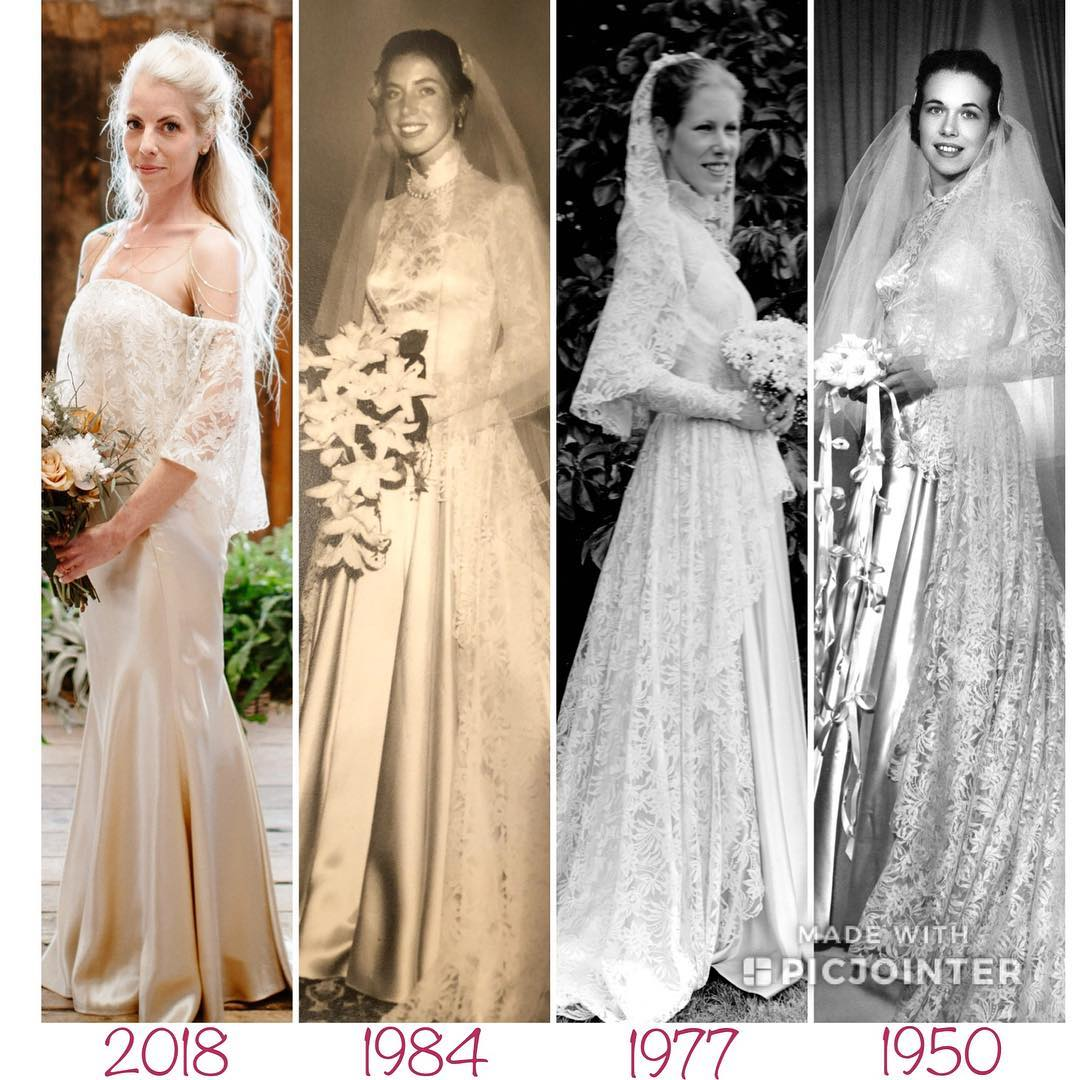 vestido de noiva reformado