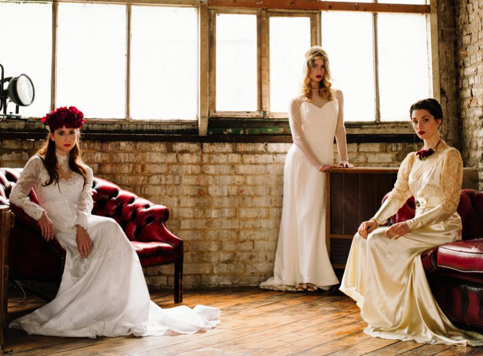 vestidos de noiva usados