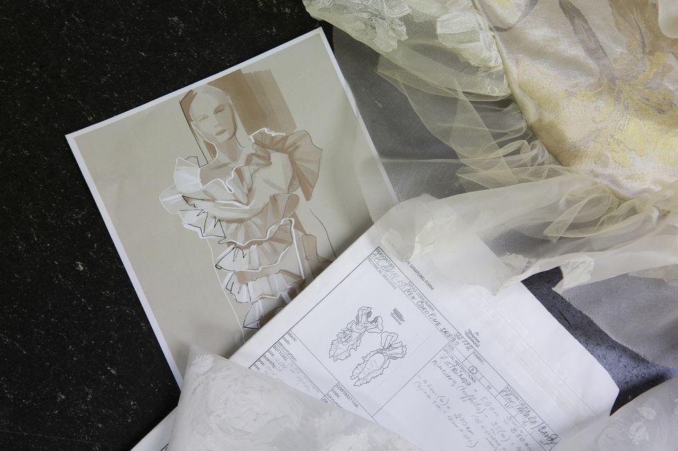 vestido de noiva sustentável