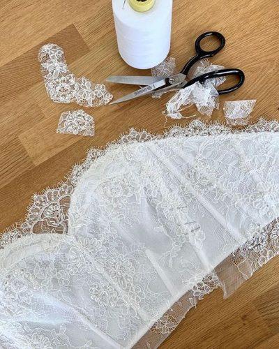 ucycling de vestido de noiva