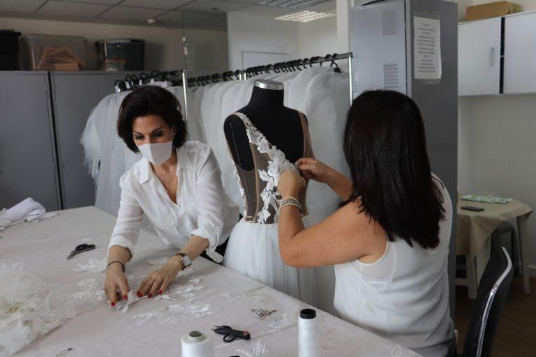Atelier Luit conta para você sobre as mudanças no mindset do atelier ao criar vestidos de noiva