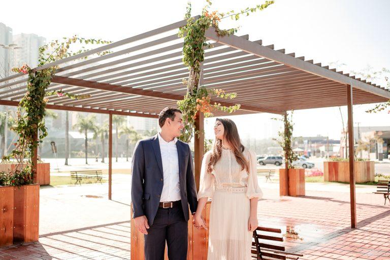 Casamento civil com clima acolhedor numa manhã ensolarada em Barueri – Gabriela & Felipe