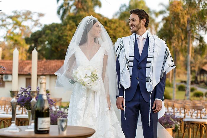 {Editorial Casamento Judaico} A tradição e beleza do casamento judaico num ambiente repleto de natureza
