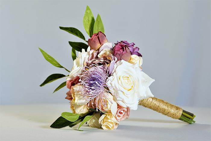 buquê de noiva artificial sonho de julieta