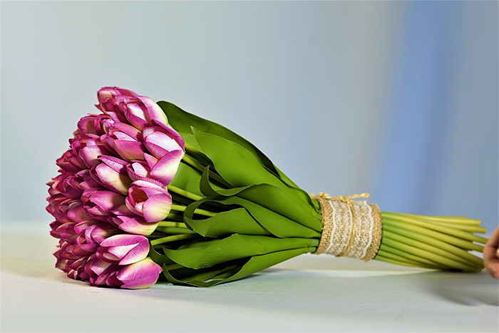 buquê de flores permanentes sonho de julieta