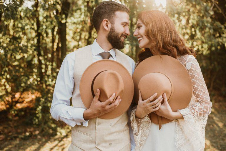 {Editorial Wedding in the garden} Um sonho de elopement wedding folk ao ar livre para nos fazer sonhar em Brasília