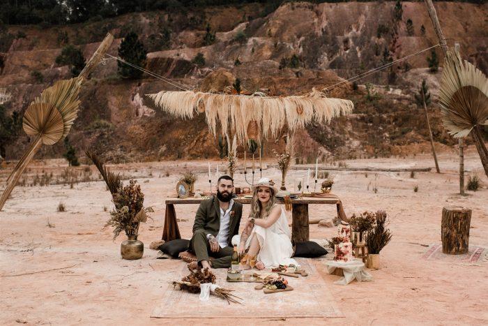{Editorial O Amor Basta} Elopement wedding folk onde o amor basta