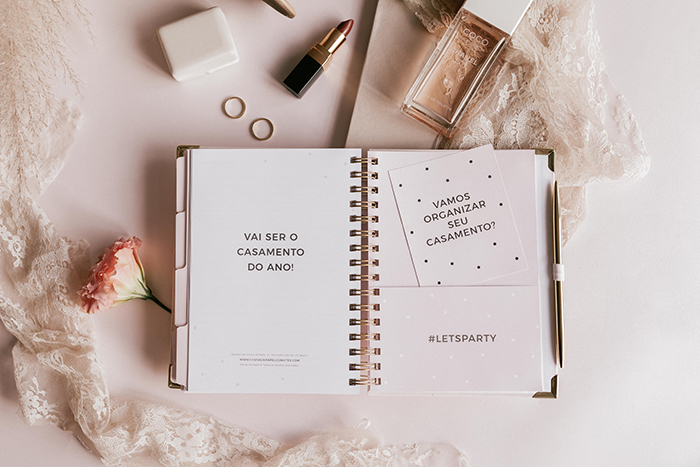 planner de casamento